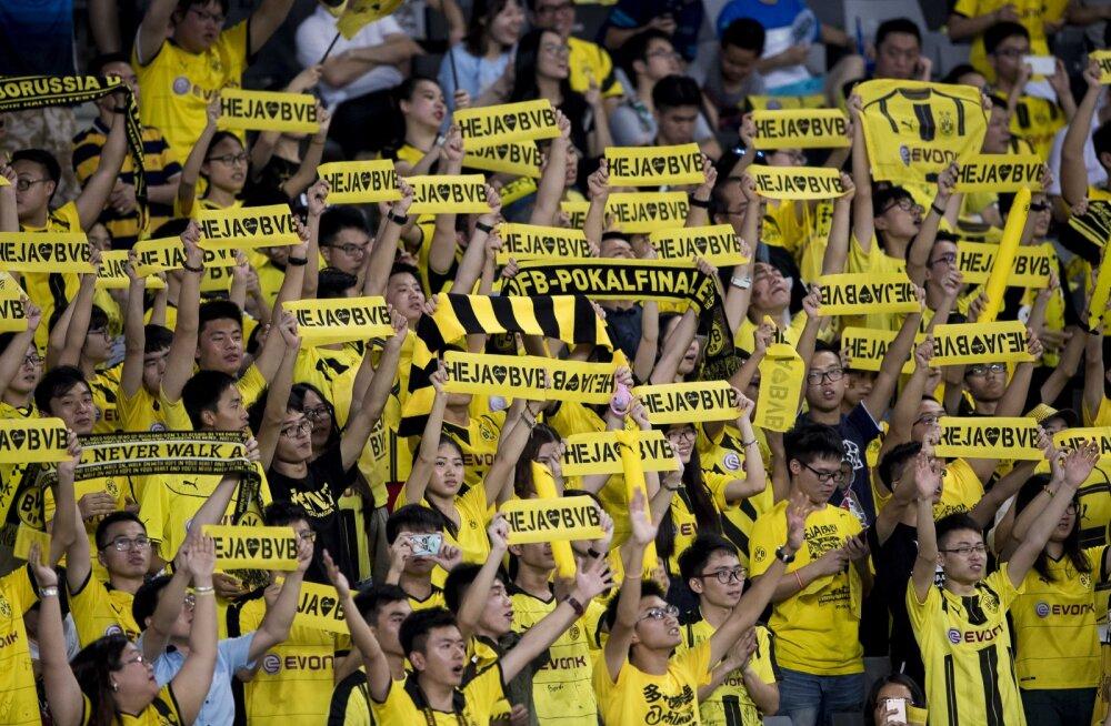 Borussia Dortmund sõlmis lepingu talendika noore prantslasega