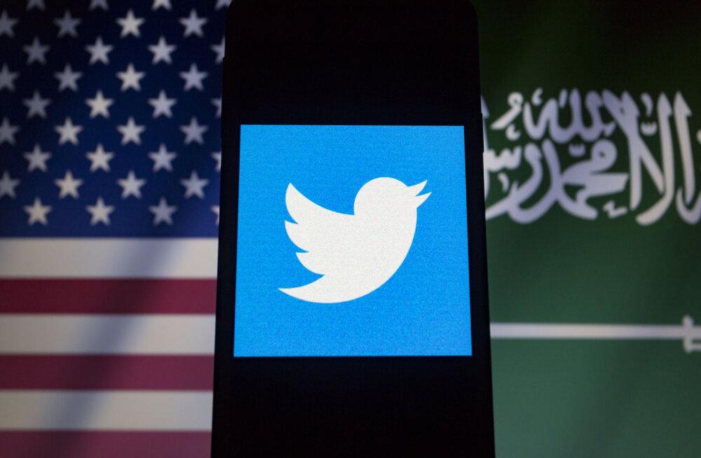 Twitteri endisi töötajaid süüdistatakse spioneerimises Saudi Araabia heaks