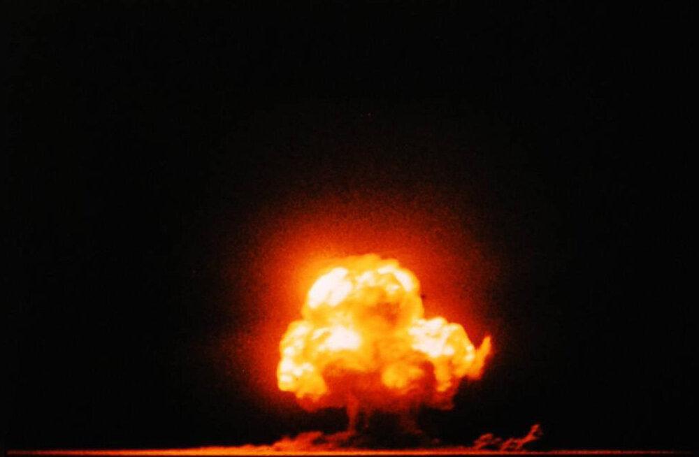 Uuring: vähem kui kümne moodsa aatomipommi plahvatusest piisab tuumasügise tekkeks