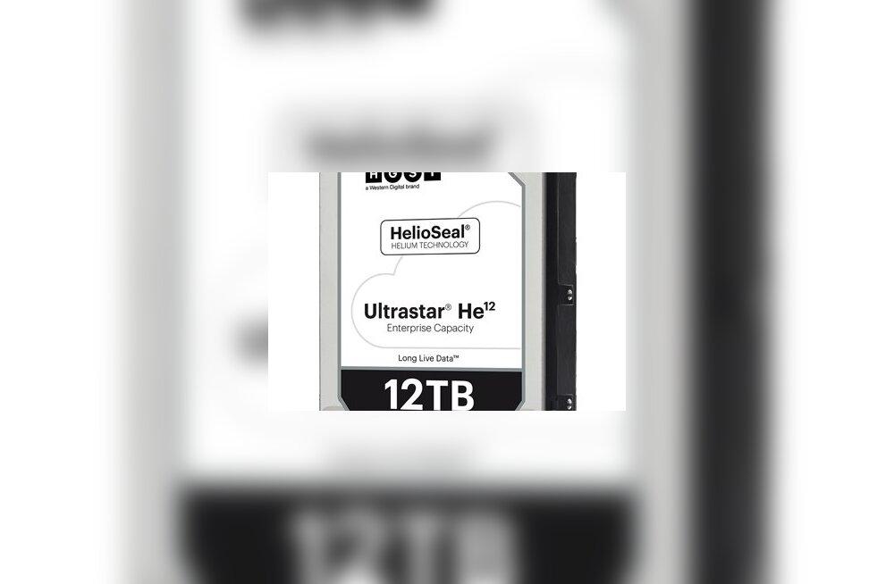 See on uus suurim kõvaketas, mida osta saab