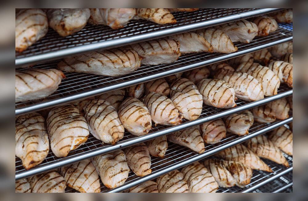 Жителям Эстонии в самом деле полюбился шашлык из птицы? Следующая неделя покажет