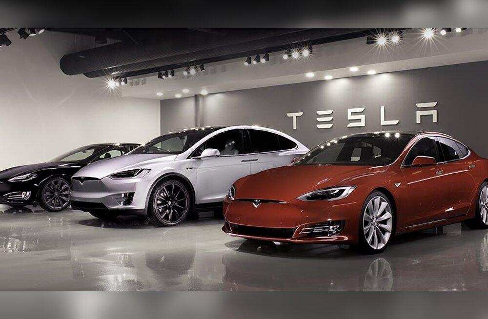 Tesla Autopiloot hinnati kehvemaks juhiabiliseks kui GM'i Super Cruise