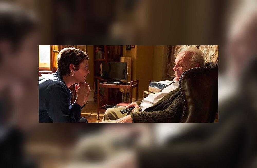 Oscari-hoiatus: veterannäitleja Anthony Hopkins on tegemas üht elu tipprollidest