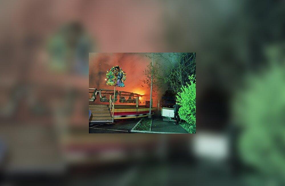 Tivoli Tuuri põleng