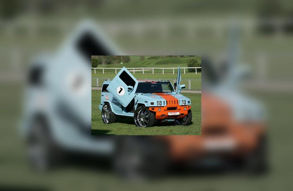 Hummer H2 GT