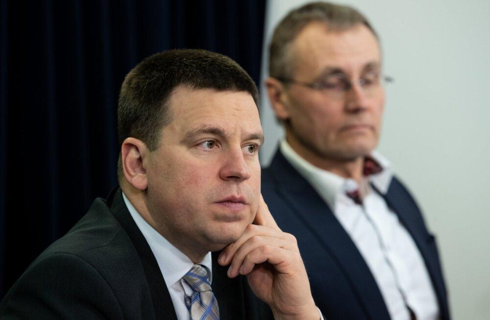 Vabariigi Valitsuse pressikonverents Stenbocki majas 16.01.2020