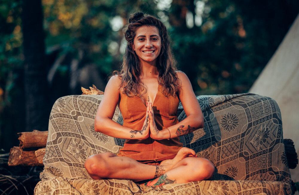 Alkeemia lugemisnurk | Teadlik hingamine aitab äratada intuitsiooni