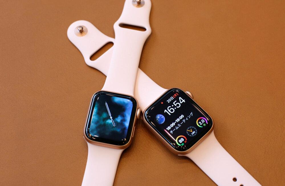 Apple'i jamad jätkuvad: seekord tõrguvad värsked nutikellad