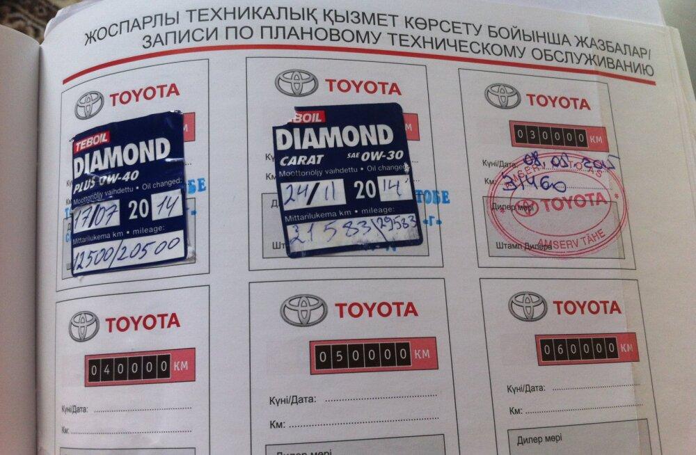 Kasahhitar: remondimehe käte maharaiumise nõue oli kujundlik, Toyota-saaga põhiküsimus on omaniku vaenus minu vastu