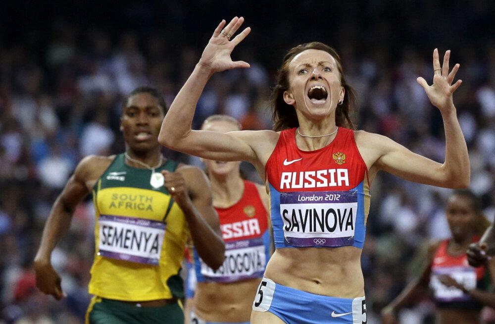 Venemaa keskmaajooksjate tulemused on dopinguskandaalidega seoses drastiliselt langenud