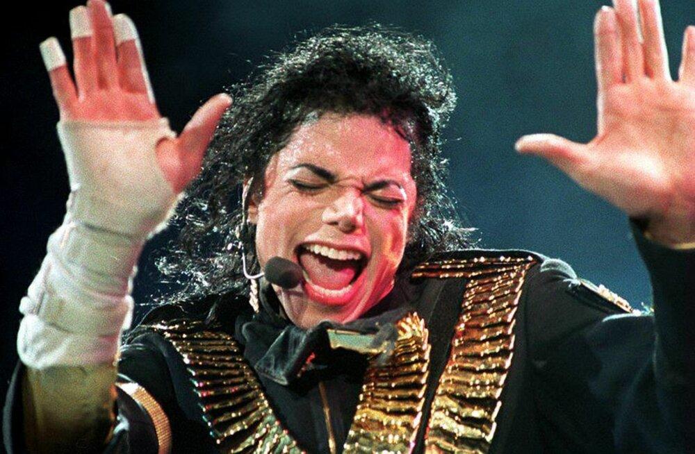 """Michael Jackson esineb """"Dangerous'i"""" tuuril Singapuris 31. augustil 1993"""