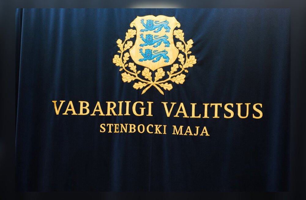 Vabariigi valitsus asub Stenbocki majas