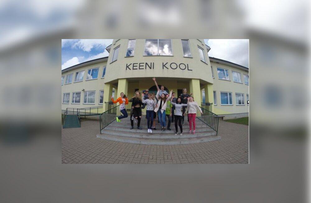 Noor Eesti-sisesest õpilasvahetusest: sõnadega on seda kogemust raske kirjeldada