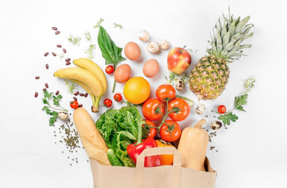 5 geniaalset viisi, kuidas toiduainetelt kokku hoida