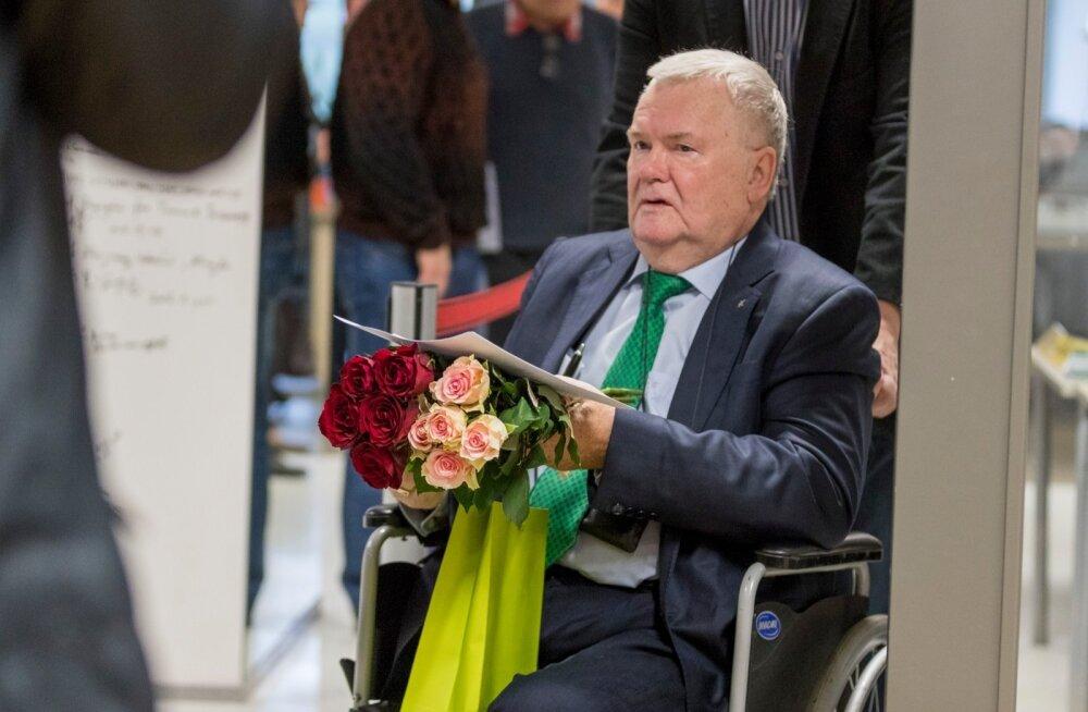 15.10.2016 valiti häältega 10651 valiti Keskerakonna volikogu juhtima pikaaegne Keskerakonna liige Kersti Sarapuu.