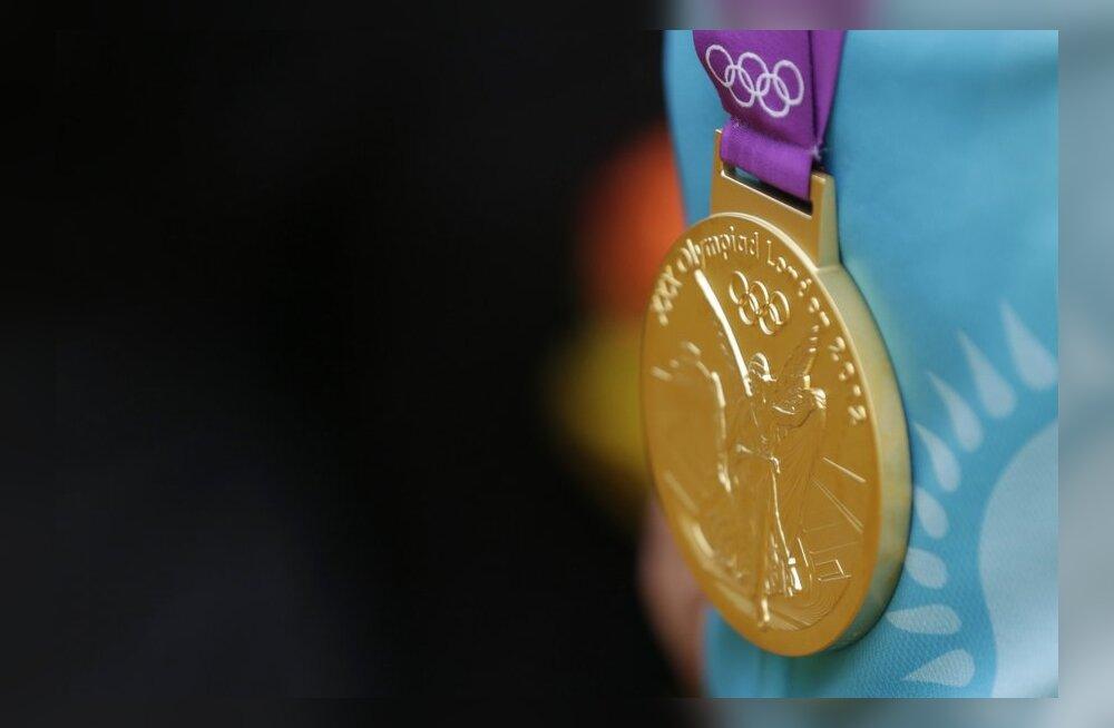 Londoni olümpia kuldne medal