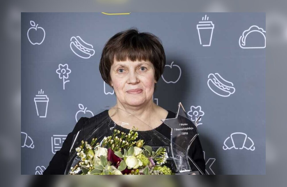 Tartu Neste Bitestop müügipunkti kioskipidaja on aasta frantsiisipidaja