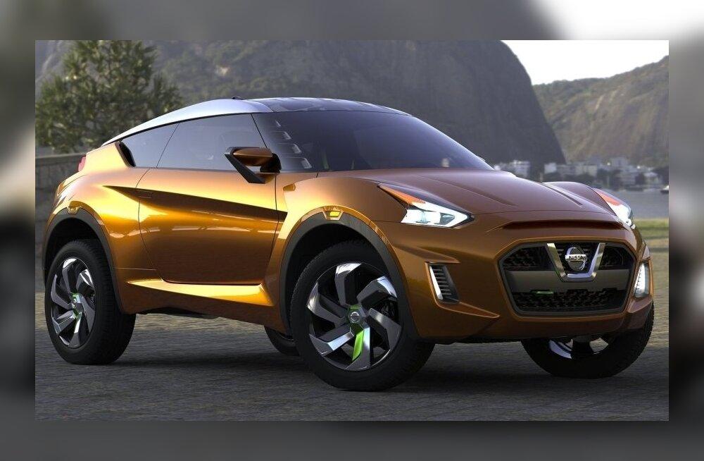 Nissan выпустит машины с автопилотом в 2020 году