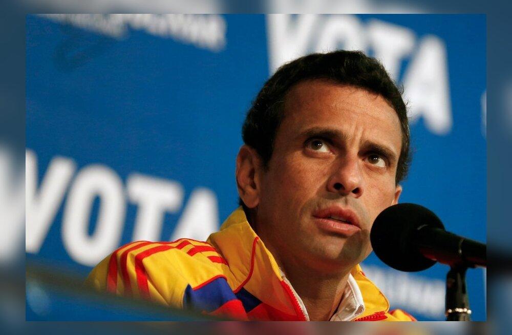 В Венесуэле начались выборы нового президента