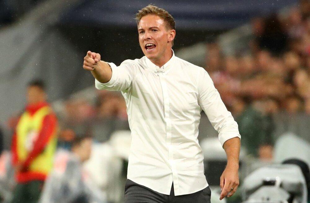 Julian Nagelsmann asus Hoffenheimi juhendama kõigest 28-aastaselt. Tegemist on Bundesliga rekordiga. Nüüd püstitab ta 31-aastasena Meistrite liiga rekordi.
