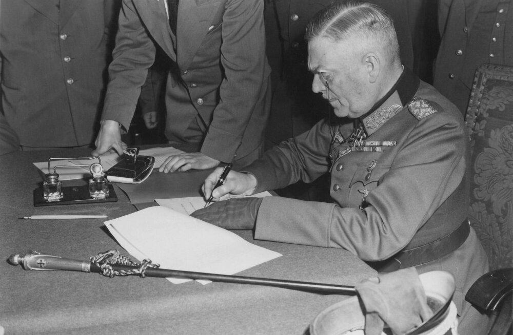 1945: Saksamaa püüdis enne alistumist meelitada lääneliitlasi Nõukogude Liidu vastu