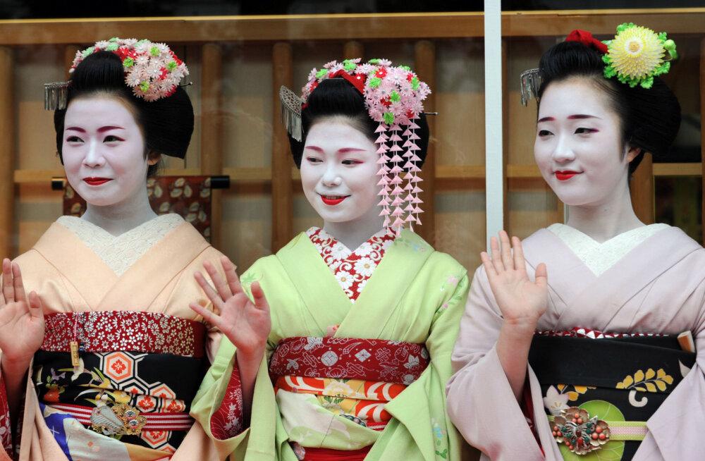 В гостях у гейши: особенности сексуальной культуры в современной Японии