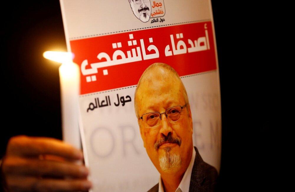 Ajalehe teatel on Türgil teine audiosalvestus Khashoggi mõrva ettekavatsetuse kohta