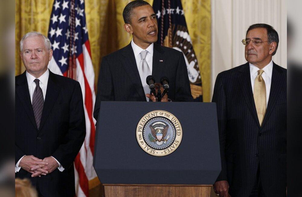 Obama nimetas CIA direktori järgmiseks USA kaitseministriks