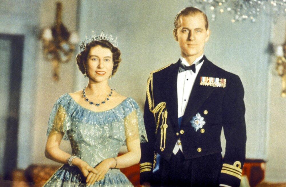 Kas teadsid? Kuninganna Elizabeth II ja prints Philip päästsid nutikalt monarhia kokkuvarisemisest