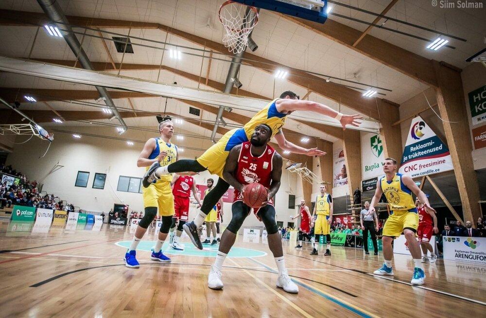 Avis Utilitas Rapla vs Ventspils