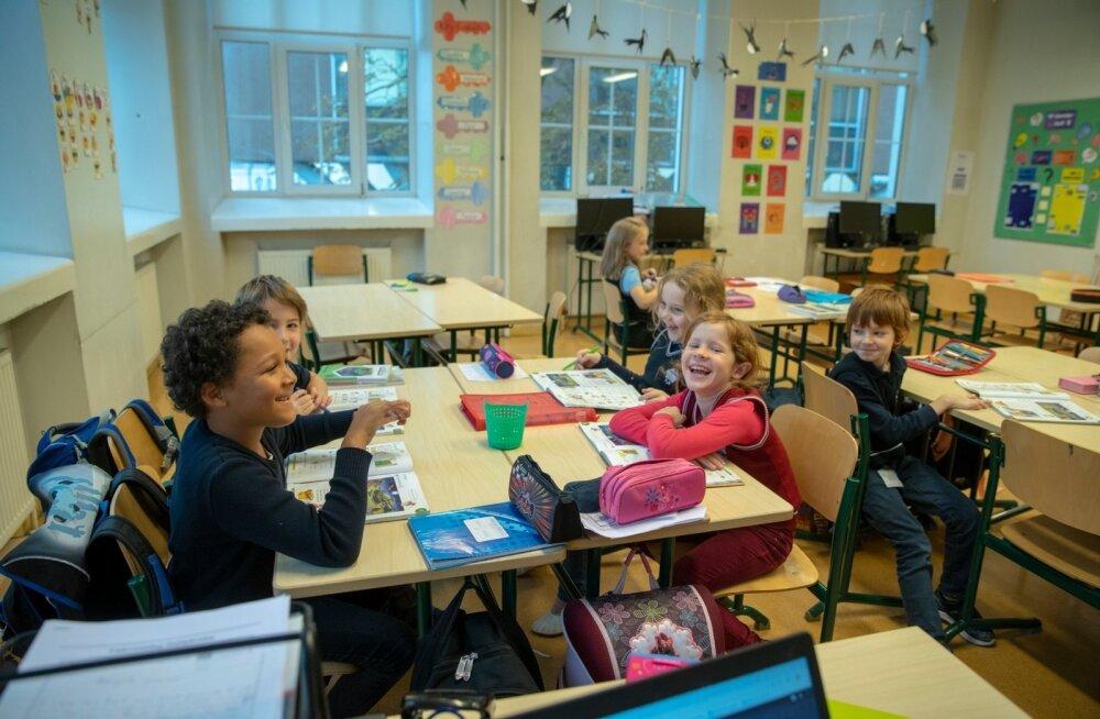 Tallinna Kolledži IB klass