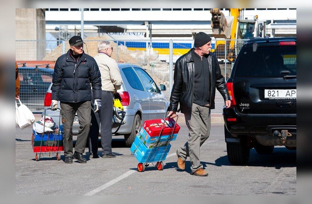 Soome reisikorraldajad: alkoholi kallinemine Eestis Soome turistide arvu ei mõjuta