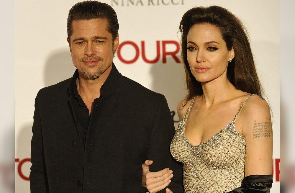 Nädalate küsimus: Angelina saab lõpuks tanu alla
