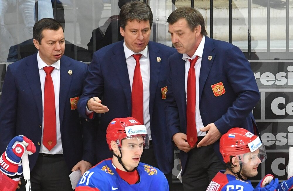 Ilja Vorobjov, Harijs Vitolins ja Oleg Znarok