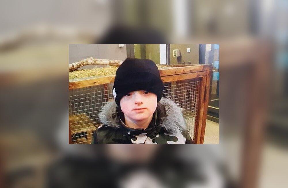 Politsei otsib Tallinna kesklinnas kadunud 11-aastast Kirilli