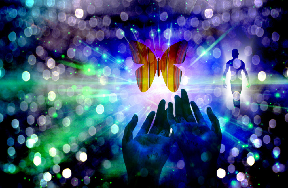 Elu mõte on saada teadlikuks iseendast ja oma tõelisest olemusest