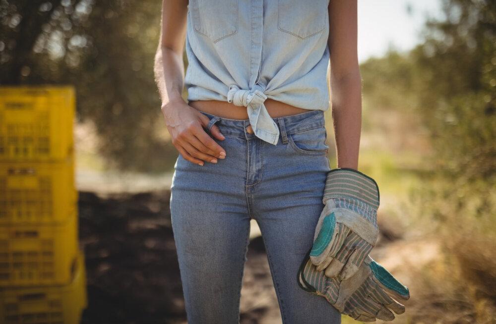 Лайфхак: как постирать джинсы, чтобы они не сели