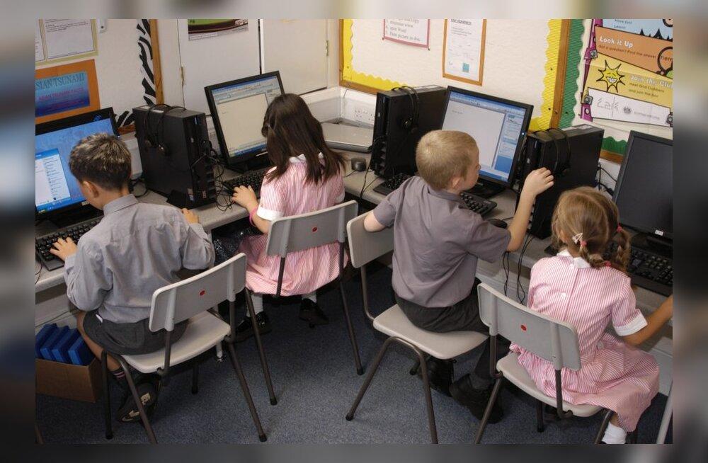 Lapsed üritavad ka koolivaheajal pornosaite külastada