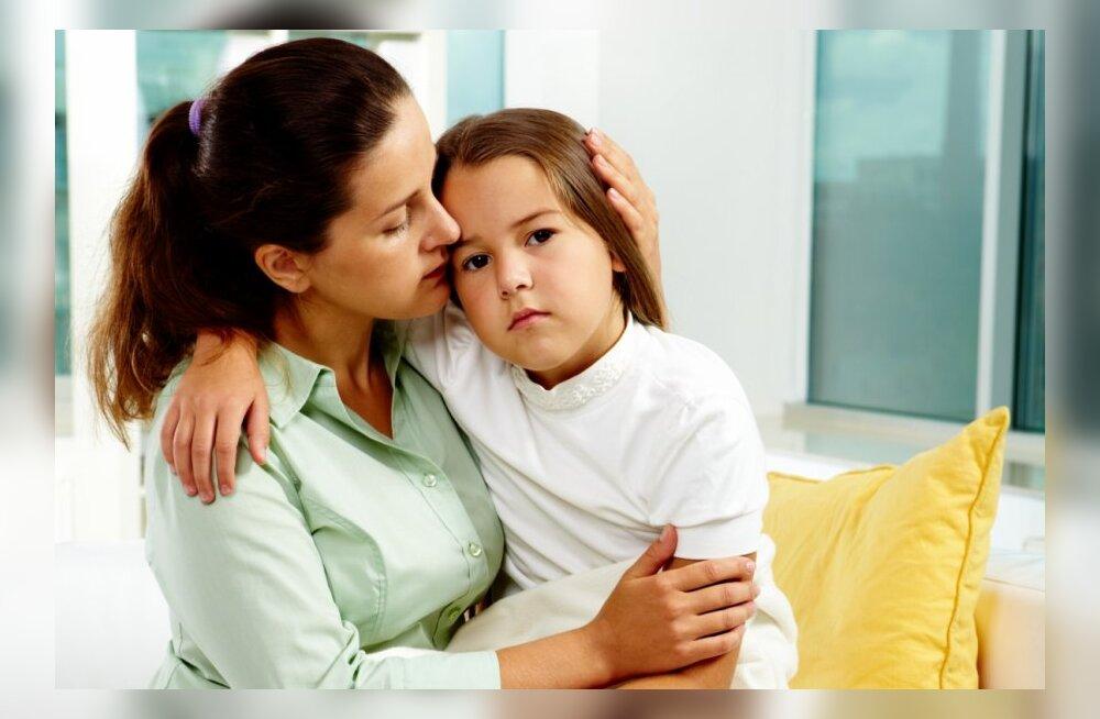 Тревожная мама: как победить страх