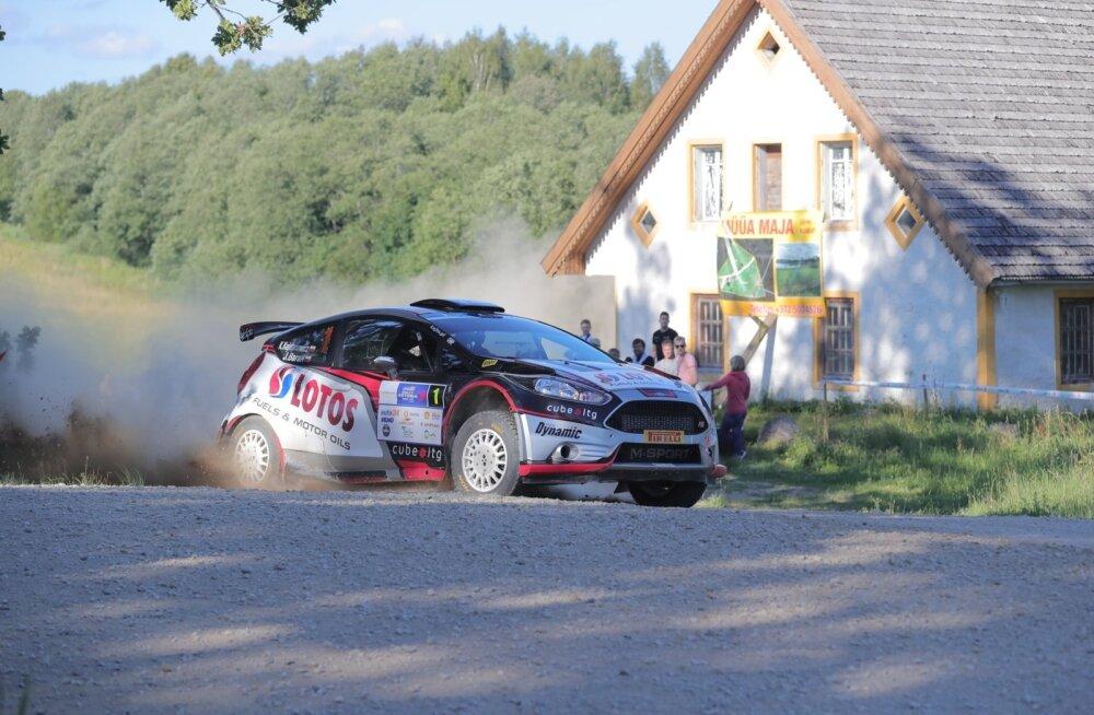 Kajetan Kajetanowicz ületas hooldusalal kiirust ja põhjustas avarii