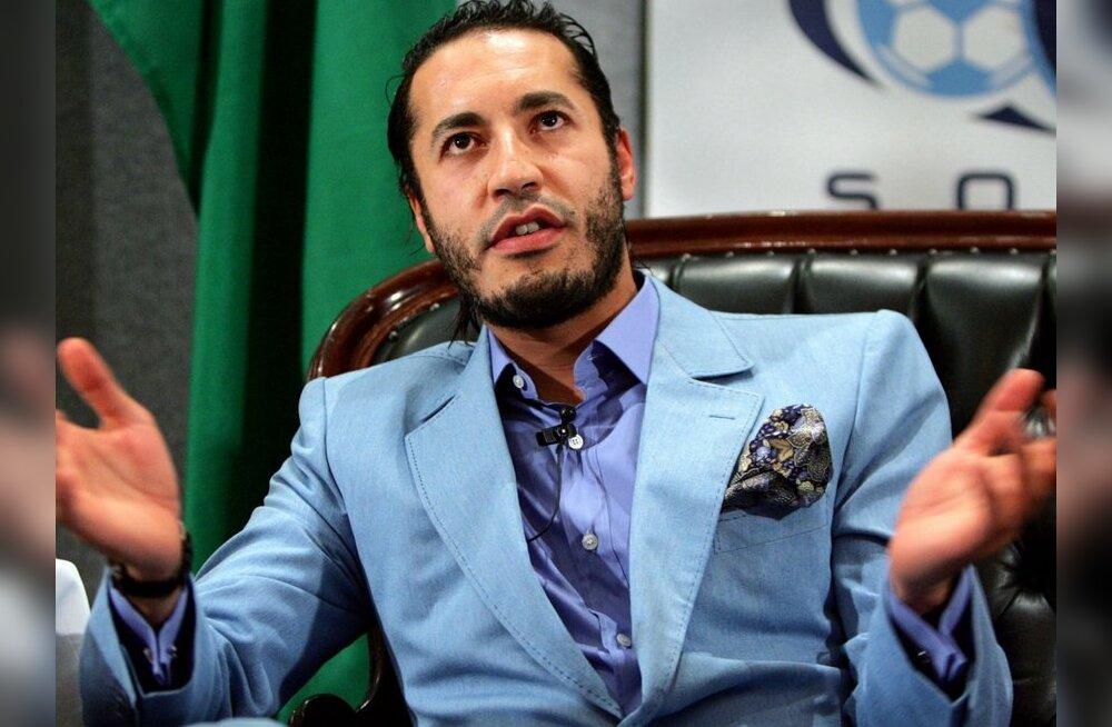 USA: Gaddafi poeg on Nigeris koduarestis
