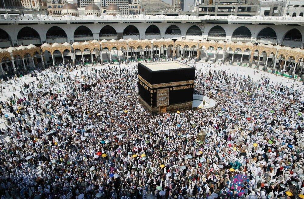 Saudi Araabia teatel lasid Jeemeni mässulised välja raketi Meka pihta