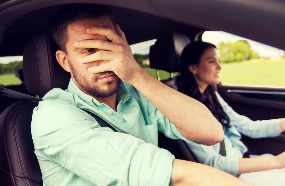Margus Vaher: Millal mehel naise pärast piinlik on?