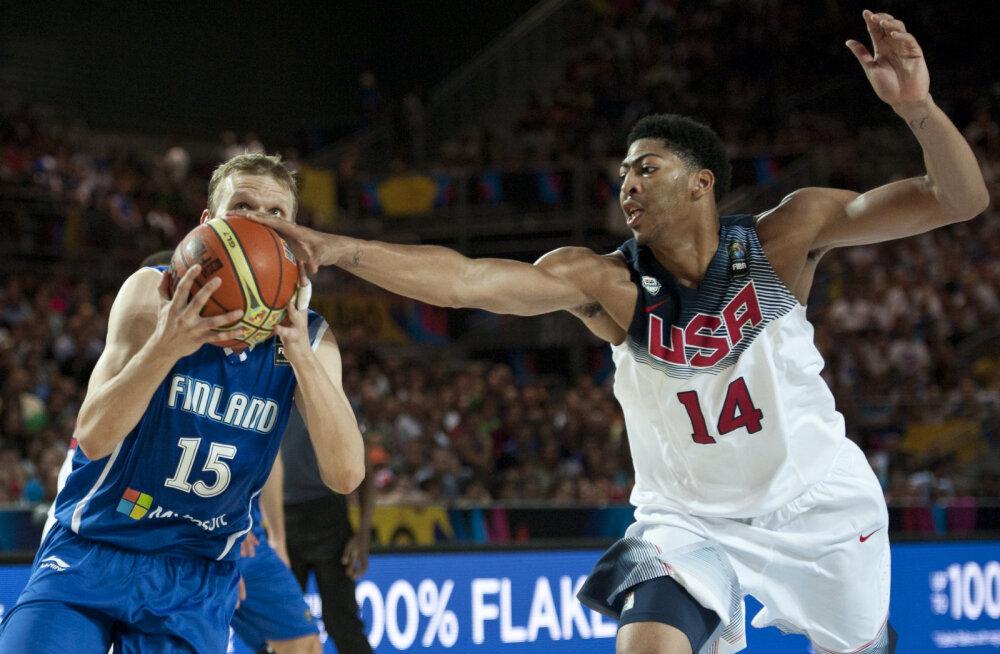 Kui palju maksis Soome korvpalliliit FIBAle, et pääseda 2014. aasta MMile?