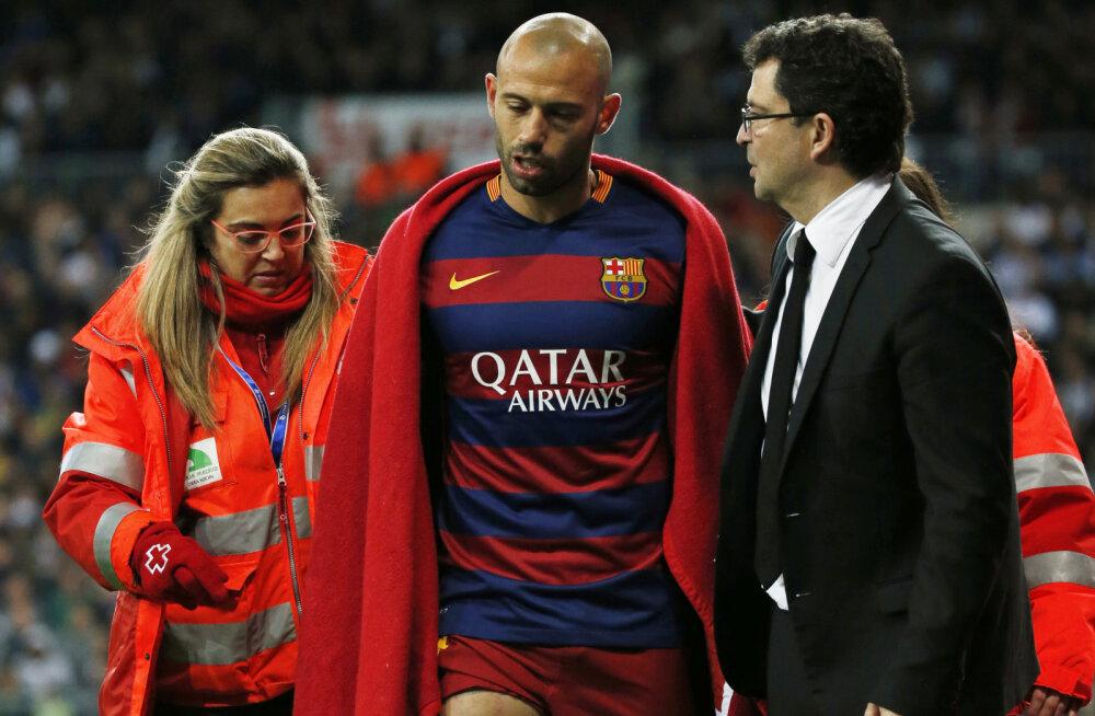 ŠOKK: Barcelona tähtmängijale määrati aastane vanglakaristus