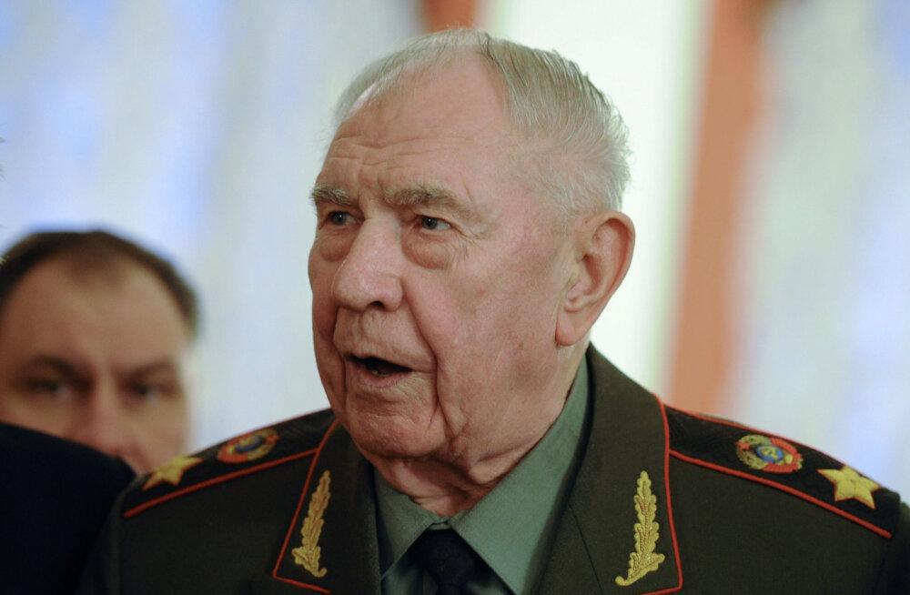 Leedu kohus mõistis Nõukogude Liidu endise kaitseministri Jazovi inimsusevastaste kuritegude eest 10 aastaks vangi