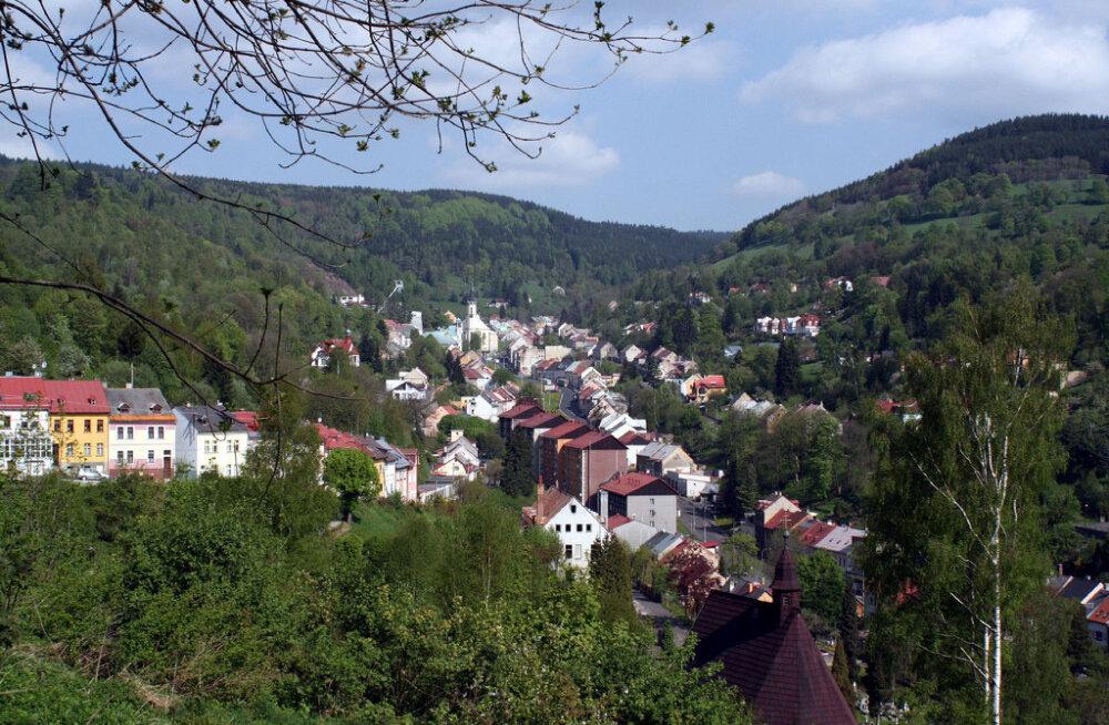 Чешский курорт, где политзаключенные когда-то добывали уран