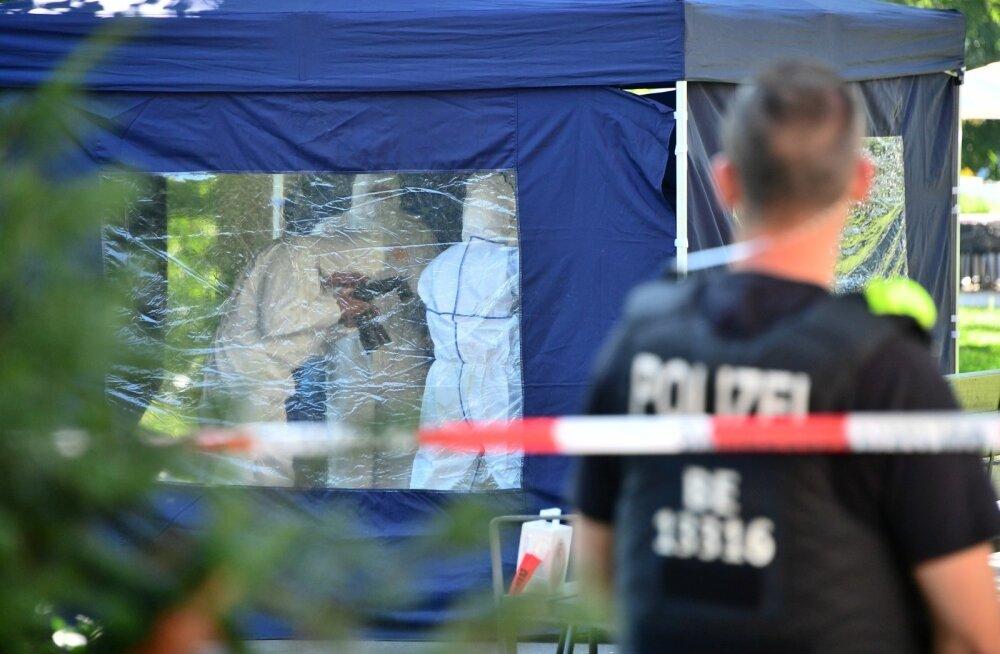 История орудия убийства: кража в Таллинне, российские спецслужбы и убитый в Берлине чеченский диссидент