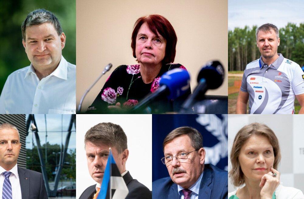Kollaaž: Laane, Lutsar, Aava, Nõgene, Reinsalu, Aas, Jürilo
