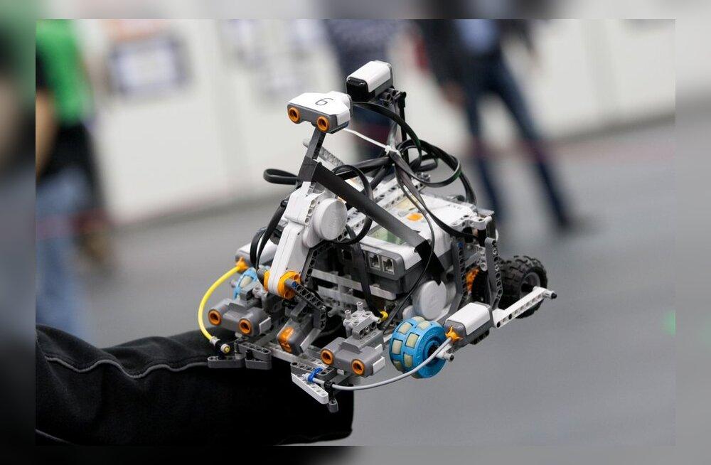 Tulevikurobotid pruugivad kütuseks väljaheiteid ja biojäätmeid?